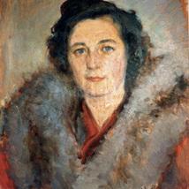 1_Olja_portratt_gunvor_1945