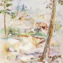 Akvarell_Imbilahti_1944