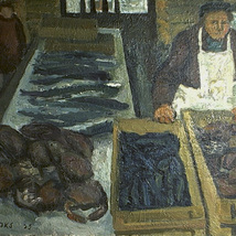 Olja_fiskhandel_1953