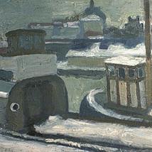 Olja_hamn_1954