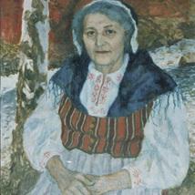 Olja_portratt_gunvor_1986